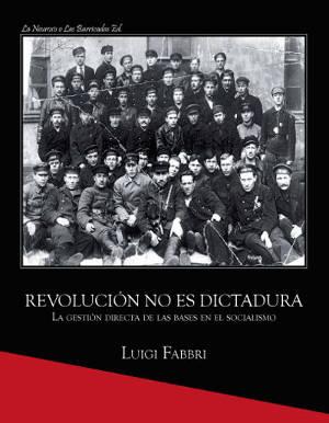 03. Revolución no es dictadura- Cubierta