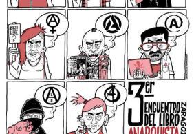 III Encuentro del libro anarquista de Zaragoza