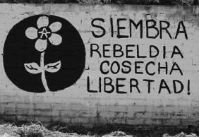 """""""La anarquía funciona"""" en el Ateneo Libertario de Hortaleza"""