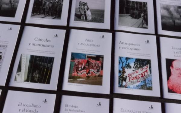 Colección Minianarquismos