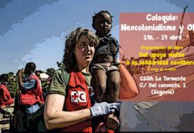"""[14 abril] Presentación de """"Del apoyo mutuo a la solidaridad neoliberal"""" en Segovia"""