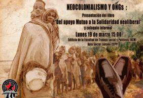 [19M] Coloquio sobre Neocolonialismo y ONG