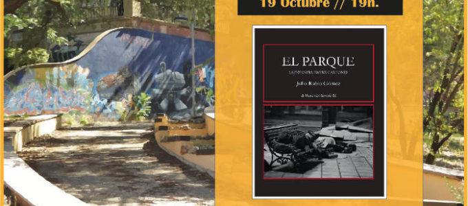 """[19Oct] Presentación de """"El parque. La infancia entre cartones"""" en Madrid"""