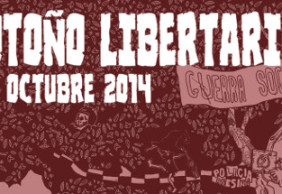 Encuentro editorial en el Otoño Libertario 2014