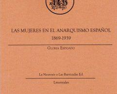 [Novedad] Las mujeres en el anarquismo español (1869-1939)