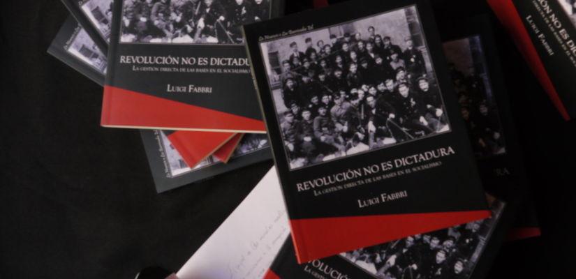 Revolución no es dictadura