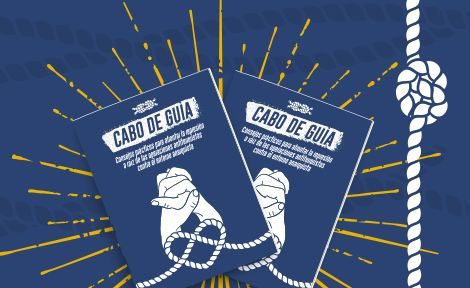 Cabo de guía. Consejos prácticos para afrontar la represión