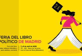 [7 y 8 Abril] Feria del Libro Político de Madrid