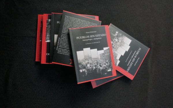 Pueblos sin Estado. Antropología y anarquismo