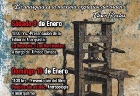 [9-10 Enero] Jornadas culturales en CNT-AIT Albacete