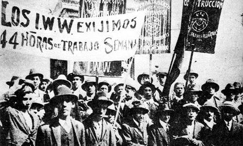 [Novedad] Cien años de historia del anarquismo en Chile